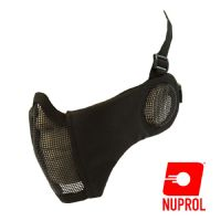 Nuprol Steel Mesh Lower Face Airsoft Mask  Shield V3